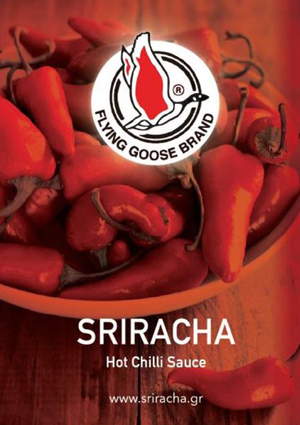 Sriracha – Brochure